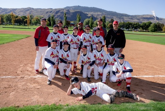 Kamloops Baseball Tournament 2018