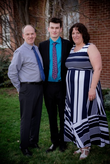 Harms Family and Graduation Photos